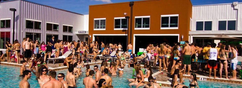 All Around Raleigh DJ Pool Party