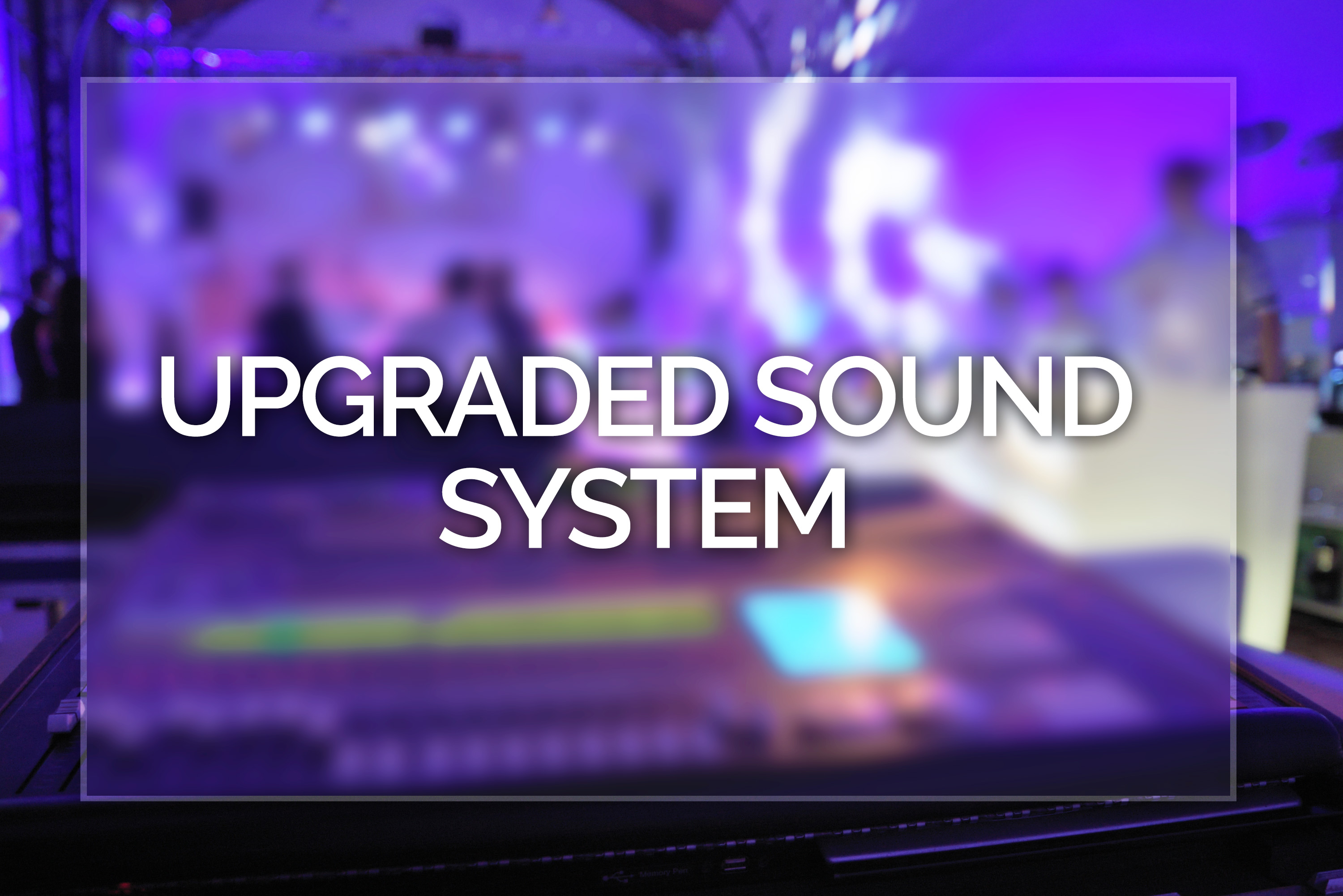 Corporate Event DJ - Upgraded Sound System Package
