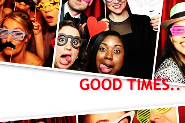 Private Event DJ Rates - Photo Booth Package