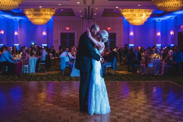 Wedding DJ Pricing - Uplighting Package