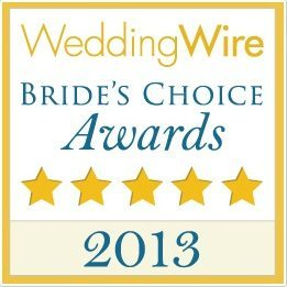 wedding wire bride's choice award 2013 all around raleigh dj