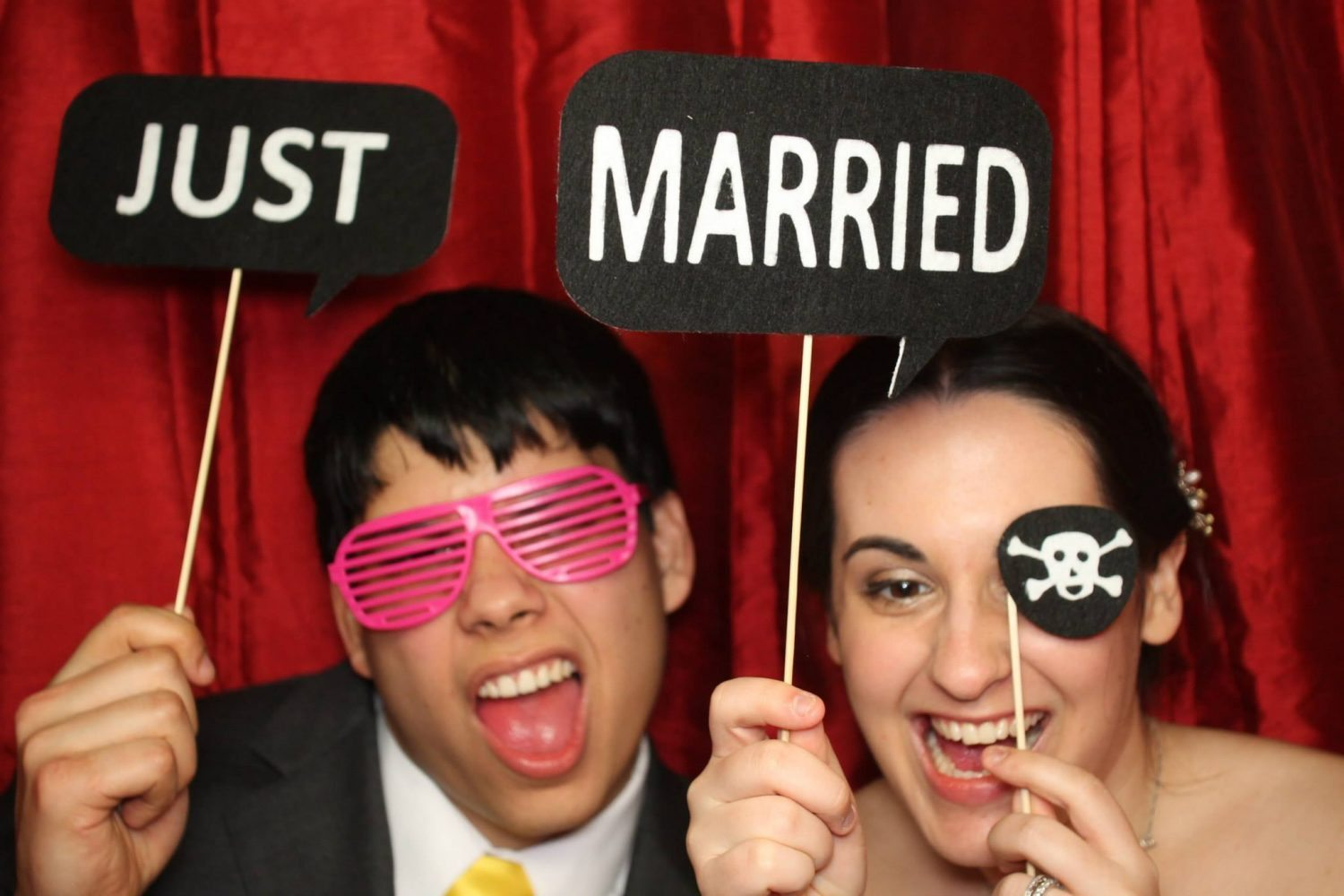Wedding DJ Pricing - 4 Hour Photo Booth Package