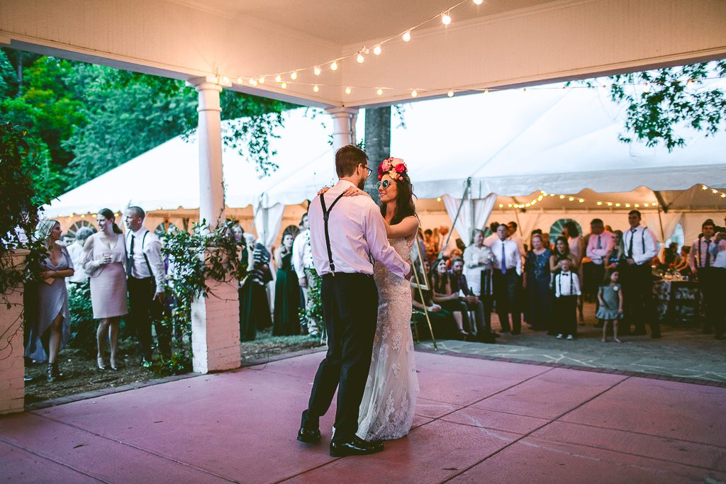 Emily & Daniel's Wedding by Carolyn Scott Photography