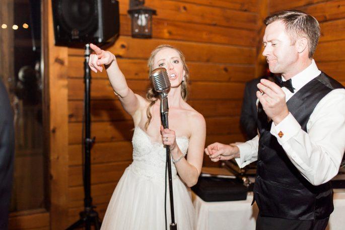 Raleigh Wedding DJ The Barn at Valhalla Chapel Hill Durham