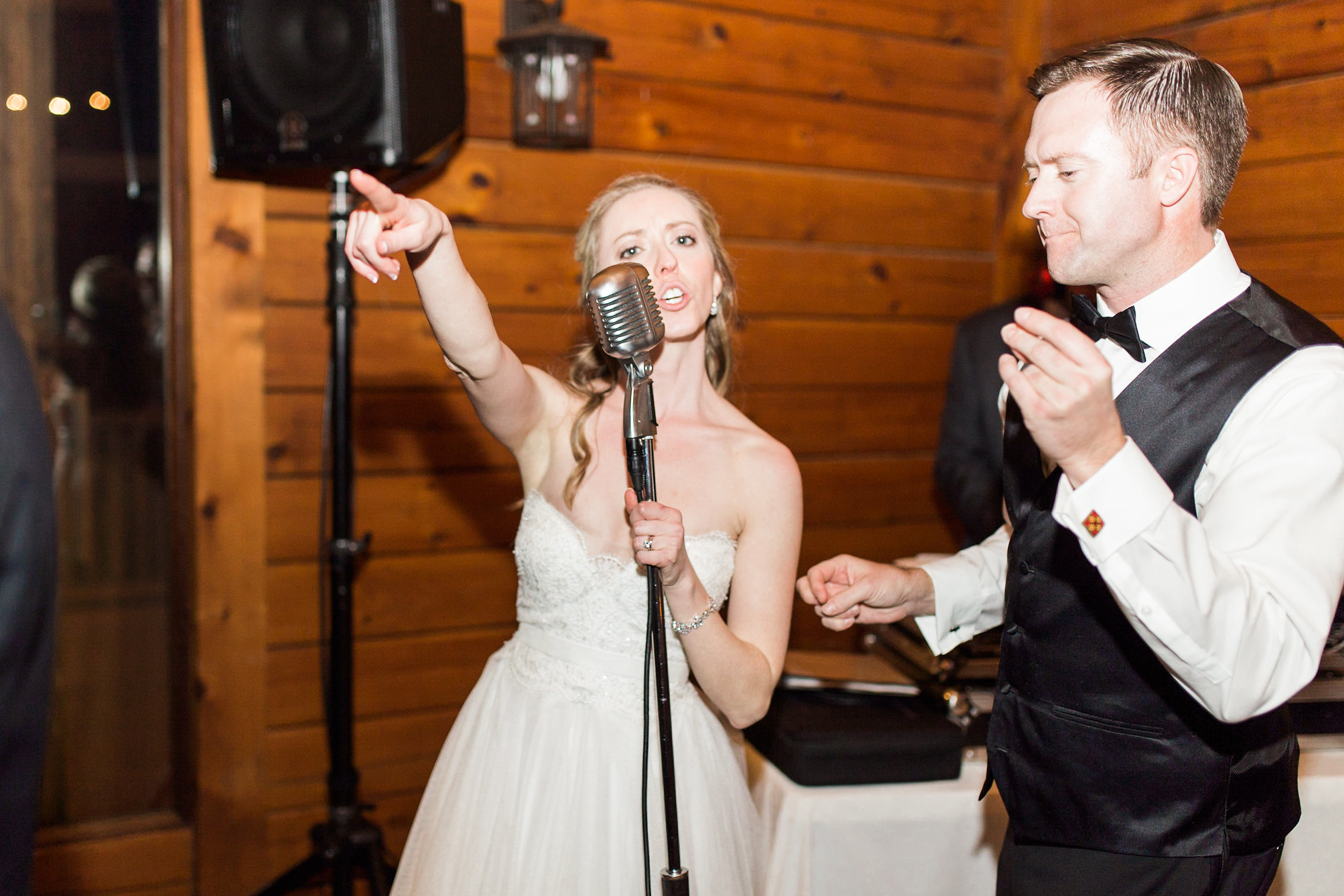 Raleigh Wedding DJ The Barn at Valhalla Chapel Hill Durham