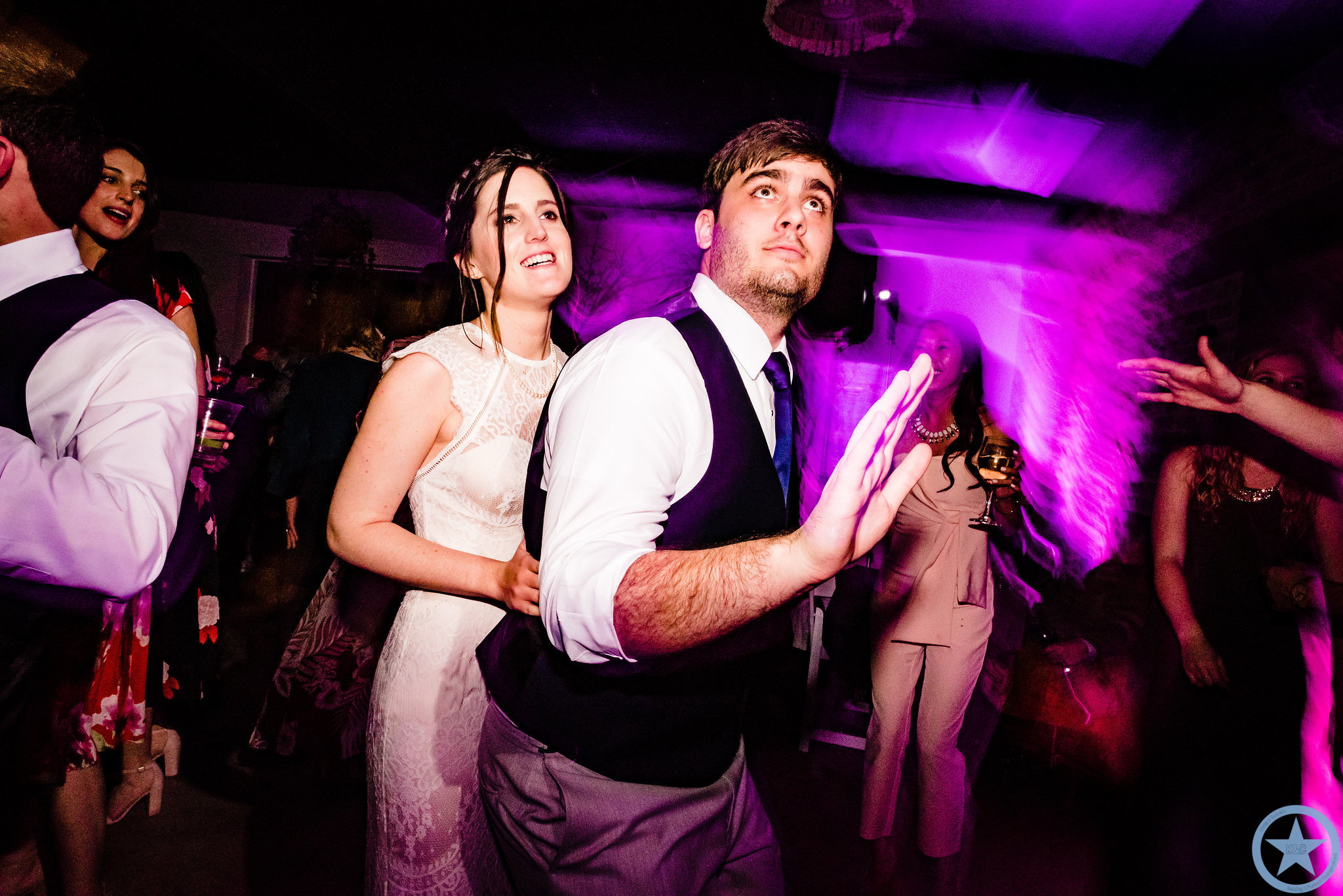 Dale & Jake by Kivus and Camera at The Meadows at Firefly Farm Preserve All Around Raleigh DJ