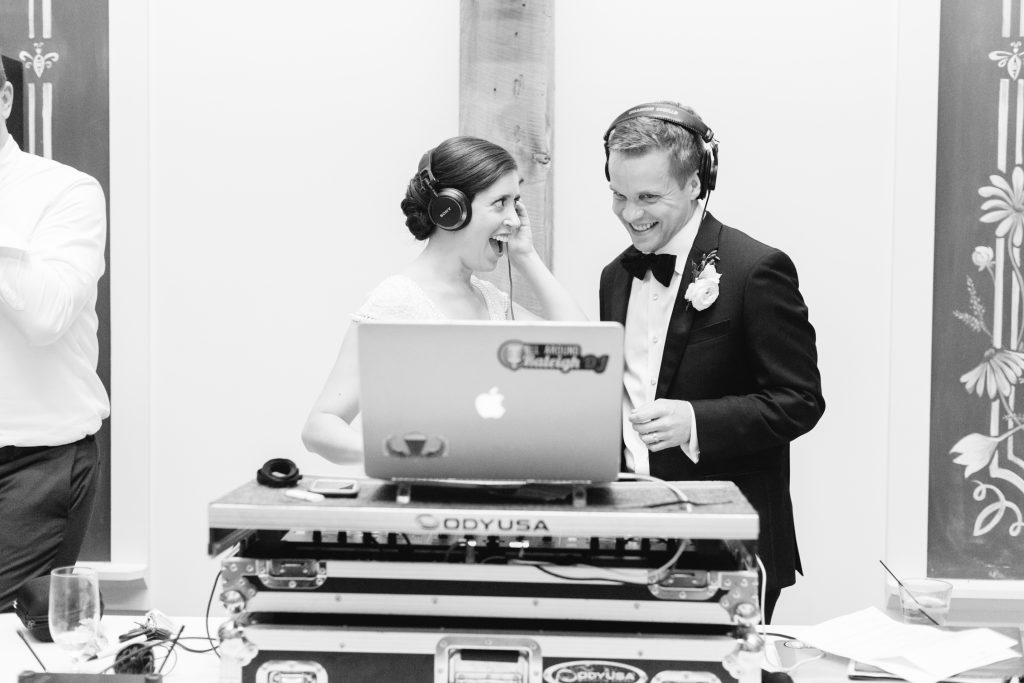 The Barn of Chapel Hill Wedding DJ All Around Raleigh DJ
