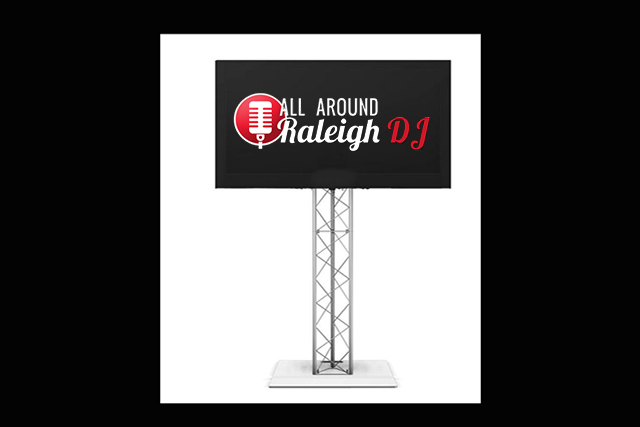 Corporate Event DJ - TV Rental Package