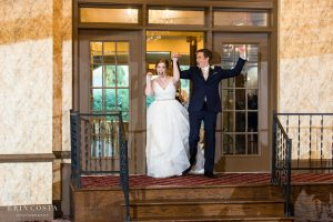 All Around Raleigh DJ Wedding Preston Woodall House