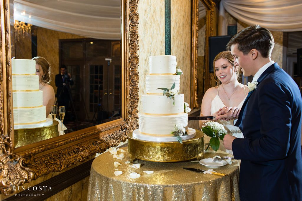 Abby & Matt's Wedding at Preston Woodall House by Erin Costa Photography