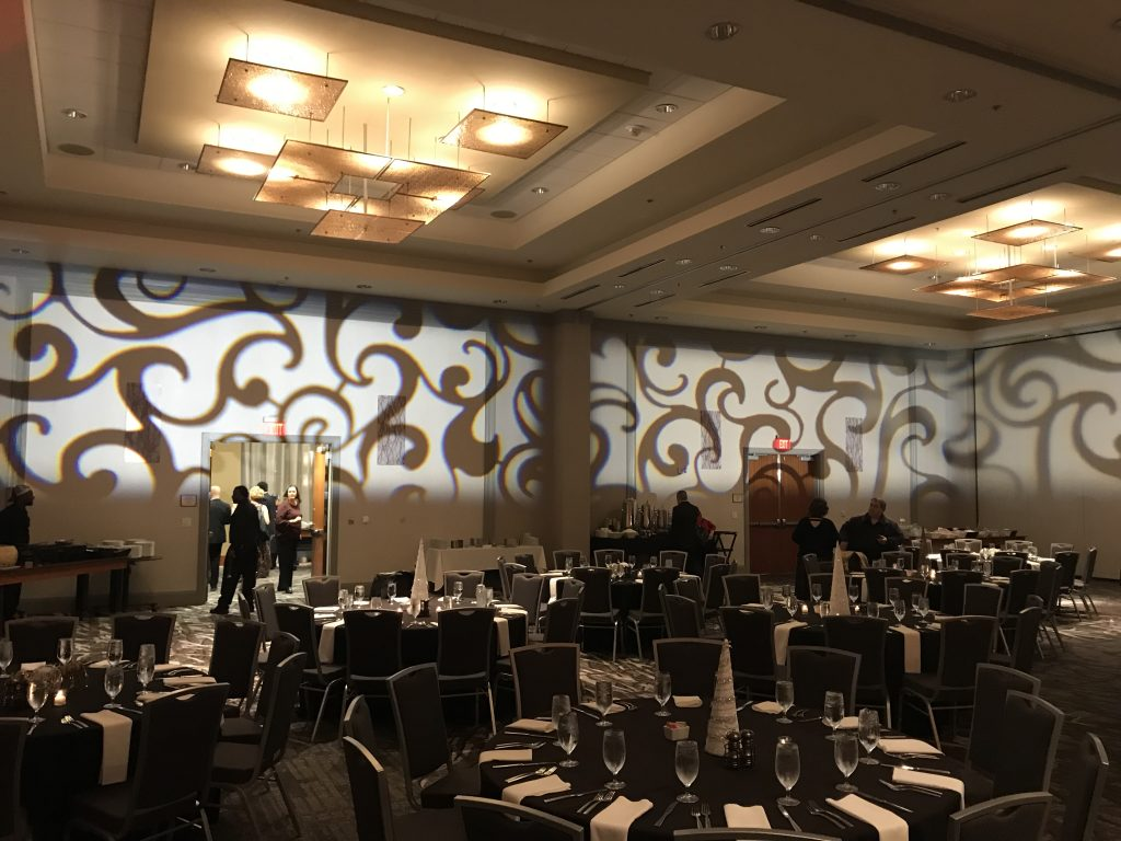 Corporate Event Lighting Design Raleigh