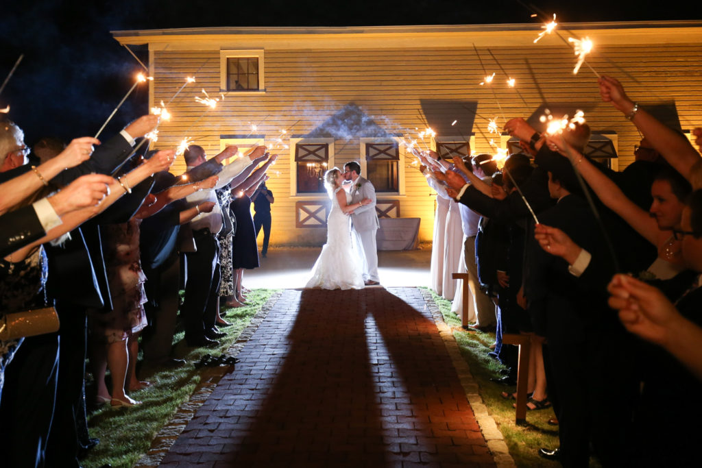 Wakefield Barn Wedding All Around Raleigh DJ