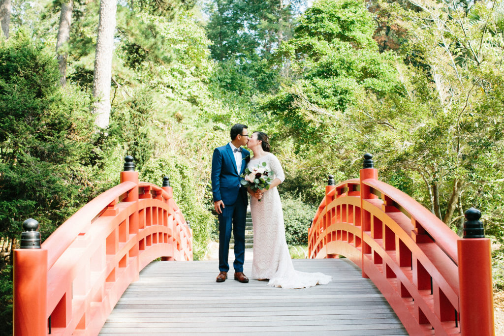 Karen + Dean Duke Garden Wedding by L'amour Foto