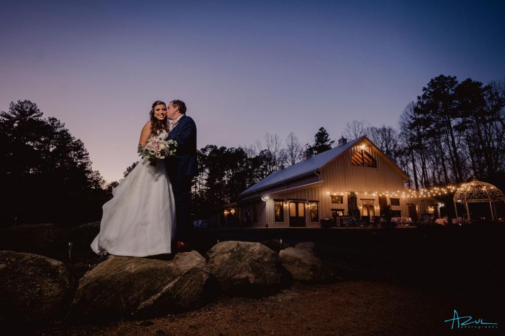 Lavender Oaks Farm Wedding DJ