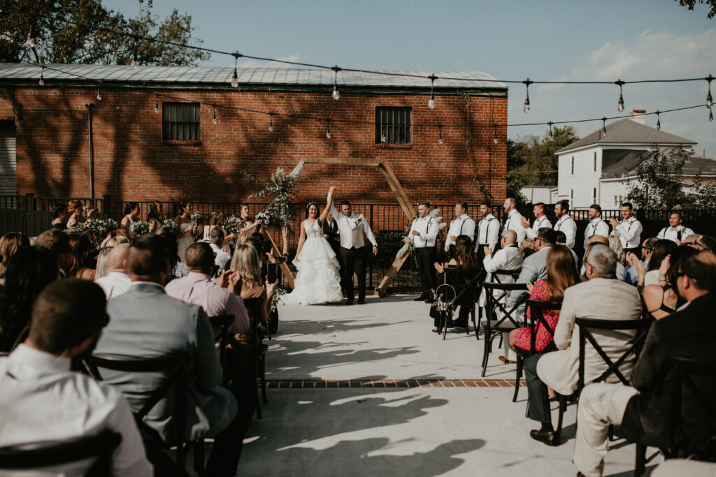 Keira & Zach's Wedding by Chelsea Collins Photography