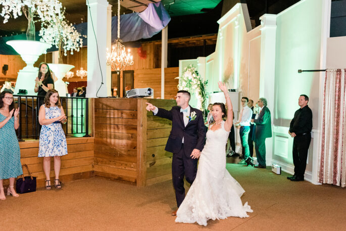 Cypress Manor Cary Wedding